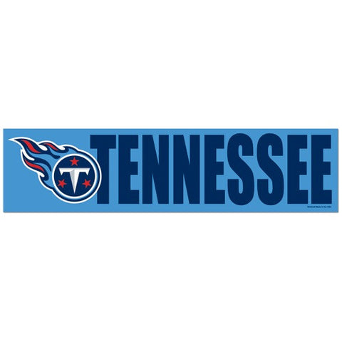 Tennessee Titans Bumper Sticker (2-Pack)