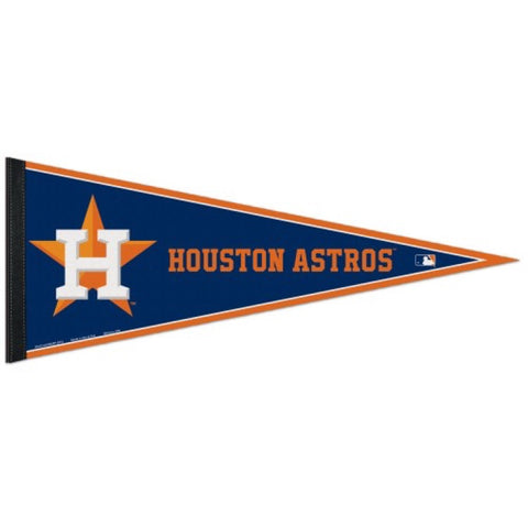 Houston Astros Pennant MLB Baseball Full Size (2-Pack)