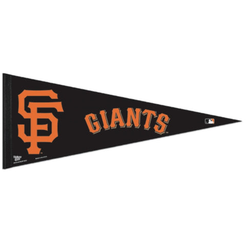 San Francisco Giants Pennant MLB Baseball Full Size (2-pack)