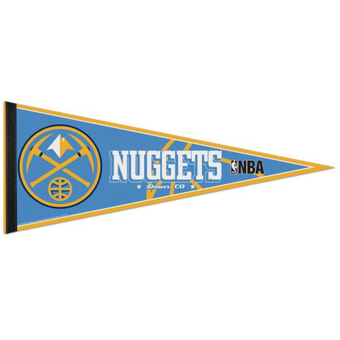 Denver Nuggets Pennant NBA Basketball Full Size