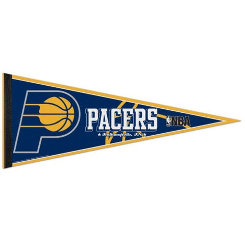 Indiana Pacers Pennant NBA Basketball Full Size