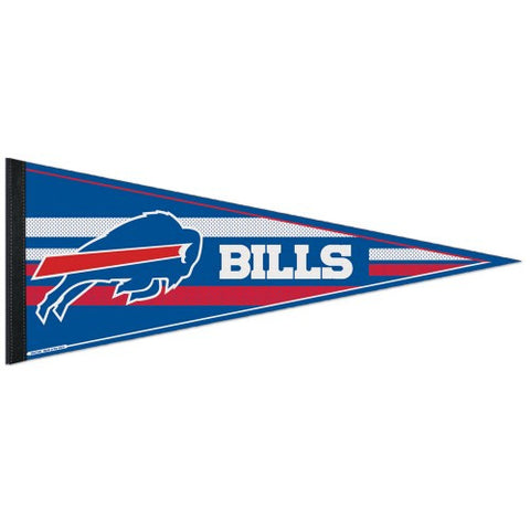 Buffalo Bills Pennant NFL Football Full Size (2-PACK) SALE!!