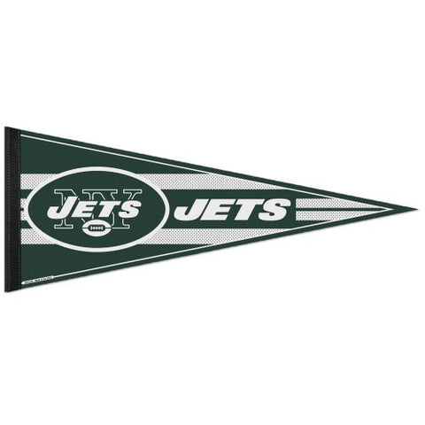 New York Jets Pennant NFL Football Full Size (2-PACK) SALE!!