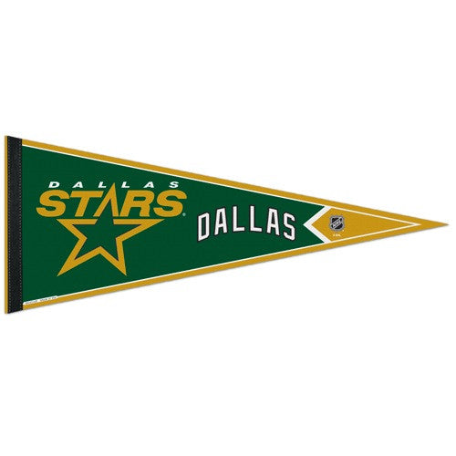 Dallas Stars Pennant NHL Hockey Full Size