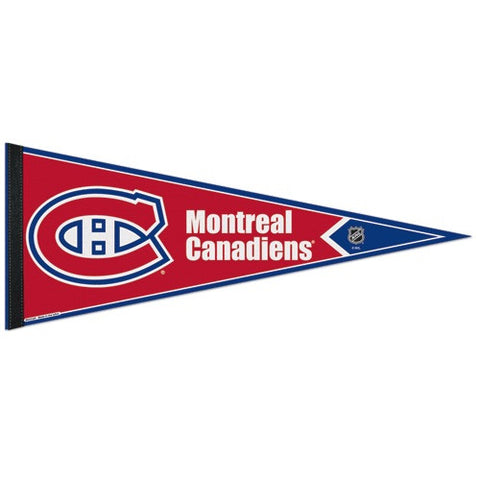 Montreal Canadiens Pennant NHL Hockey Full Size (2-Pack)