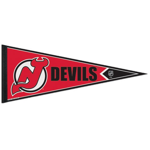 New Jersey Devils Pennant NHL Hockey Full Size (2-Pack)