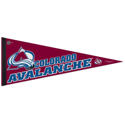 Colorado Avalanche Pennant NHL Hockey Full Size (2-Pack) SALE!!