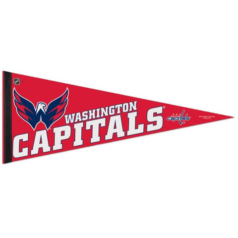 Washington Capitals Pennant NHL Hockey Full Size (2-Pack)