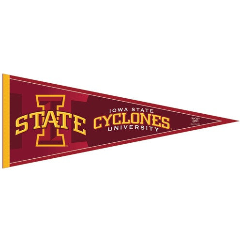 Iowa State Cyclones Pennant NCAA