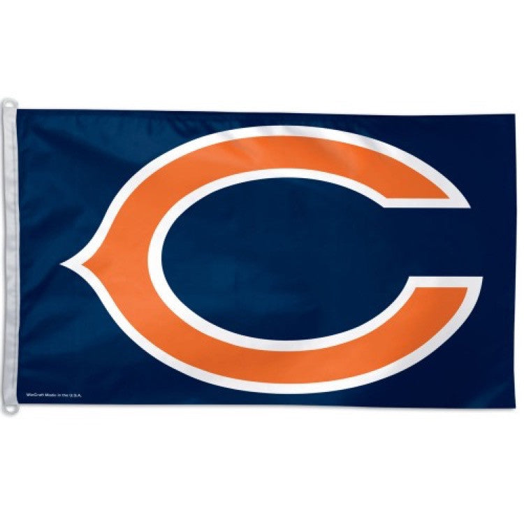 Chicago Bears Flag 3x5 Foot