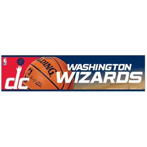 Washington Wizards Bumper Sticker (2-Pack)