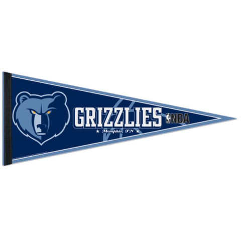 Memphis Grizzlies Pennant NBA Basketball Full Size