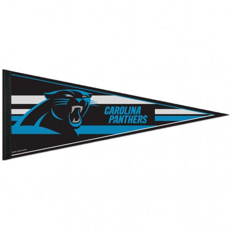 Carolina Panthers Pennant NFL Football Full Size (2-PACK) SALE!!