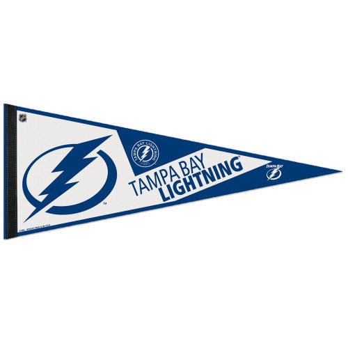 Tampa Bay Lightning Pennant NHL Hockey Full Size (2-Pack)