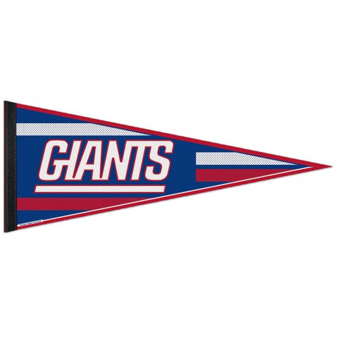 New York Giants Pennant NFL Football Full Size (2-PACK) SALE!!