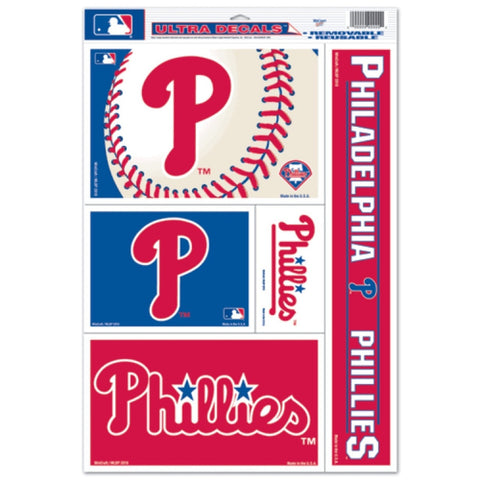 Philadelphia Phillies Decals Window Clings