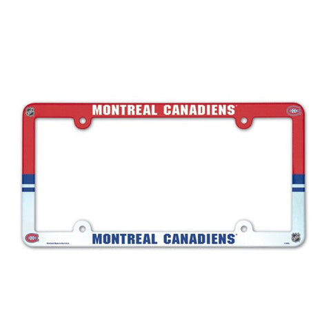 Montreal Canadiens License Plate Frame (2-Pack)