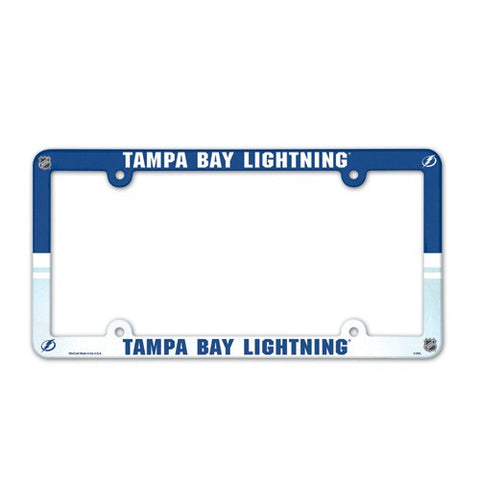 Tampa Bay Lightning License Plate Frame (2-Pack)