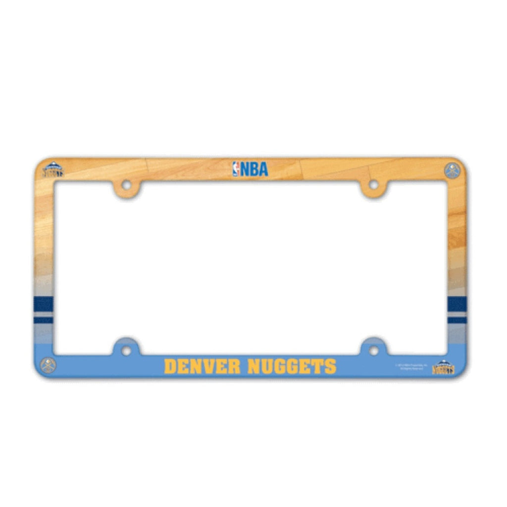 Denver Nuggets License Plate Frame (2-Pack)