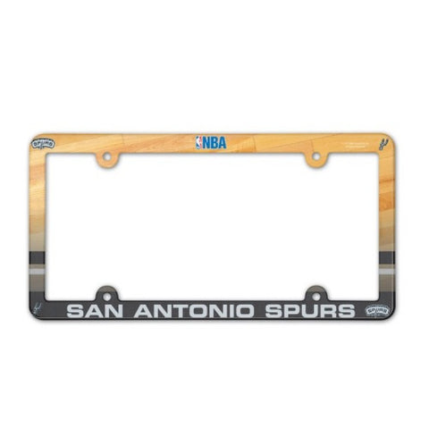 San Antonio Spurs License Plate Frame (2-Pack)