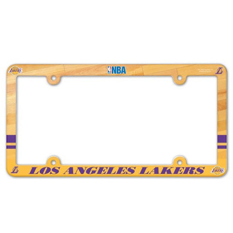 Los Angeles Lakers License Plate Frame (2-Pack)