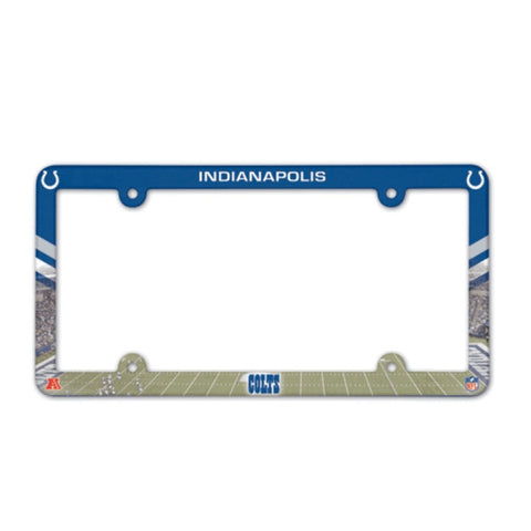 Indianapolis Colts License Plate Frame (2-Pack)