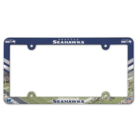 Seattle SeaHawks License Plate Frame (2-Pack)