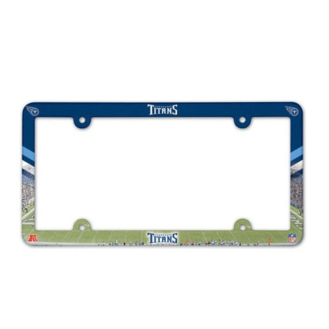 Tennessee Titans License Plate Frame (2-Pack)