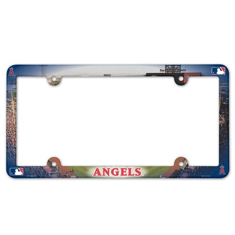 Anaheim Angels License Plate Frame (2-Pack)