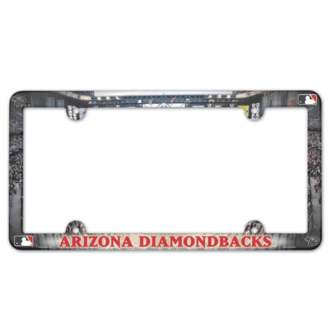 Arizona Diamondbacks License Plate Frame (2-Pack)