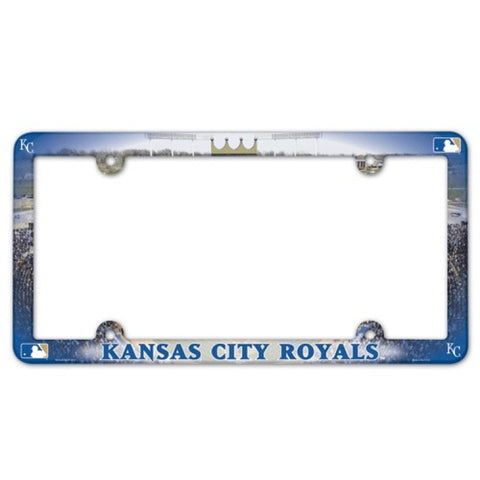 Kansas City Royals License Plate Frame (2-Pack)