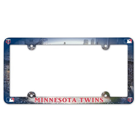 Minnesota Twins License Plate Frame (2-Pack)