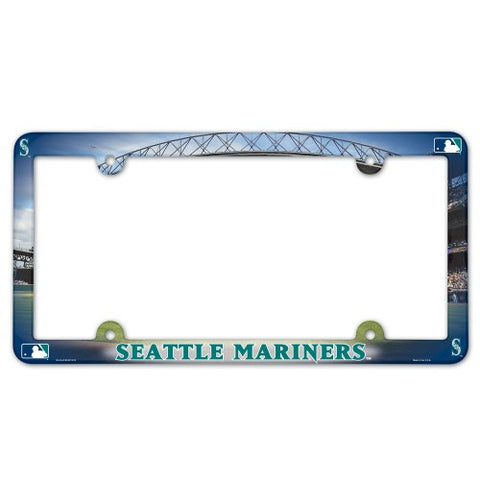Seattle Mariners License Plate Frame (2-Pack)