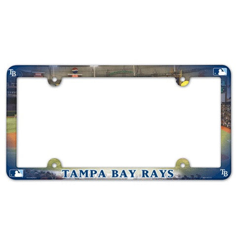 Tampa Bay Rays License Plate Frame (2-Pack)