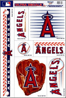 Anaheim Angels Decals Window Clings