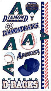 Arizona Diamondbacks Temporary Tattoo