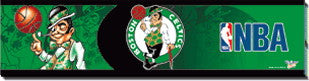 Complete Set of NBA Basketball Bumper Stickers
