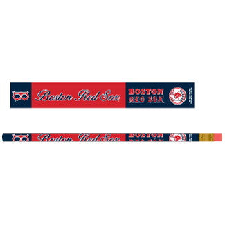 Boston Red Sox 6-Pack Pencils