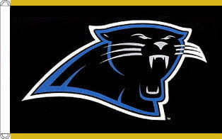 Carolina Panthers Flag 3x5 Foot