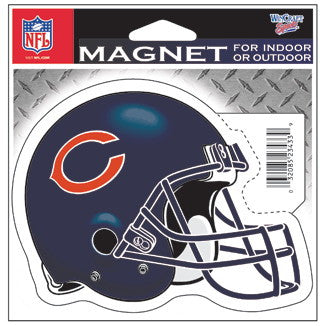 Chicago Bears 4 Inch Magnet