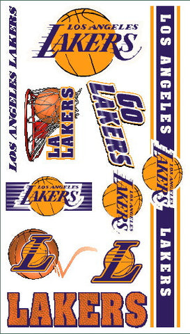 Los Angeles Lakers Temporary Tattoo