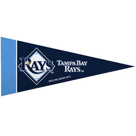Tampa Bay Rays Mini Pennant (2-Pack)