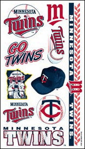 Minnesota Twins Temporary Tattoo