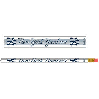 New York Yankees 6-Pack Pencils