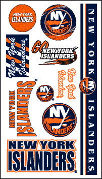 New York Islanders Temporary Tattoo