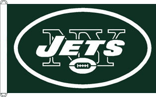 New York Jets Flag 3x5 Foot
