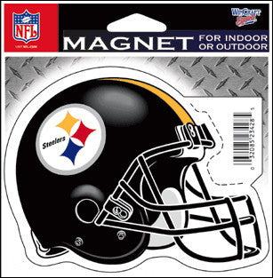 NFL Pittsburgh Steelers Die Cut Magnet