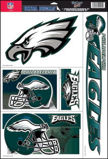 Philadelphia Eagles Decals Window Clings