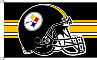 Pittsburgh Steelers Flag 3x5 Foot