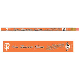 San Francisco Giants 6-Pack Pencils
